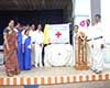 Inauguration of Junior Red Cross